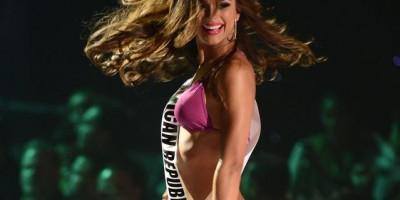 CLarissa Molina favorita en Miss Universo