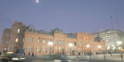 De herencia: Mauricio Macri encuentra la Casa Rosada vacía