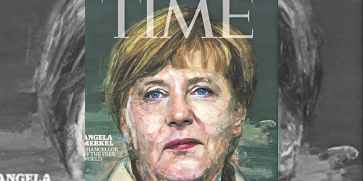 Angela Merkel, ¿por qué es la persona del año?