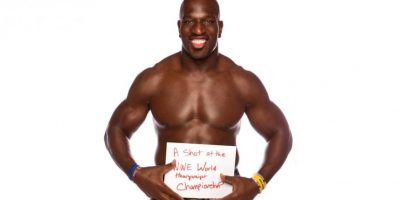 Titus O'Neil Foto:WWE