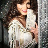 Amina Dagi es Miss Austria Foto:vía facebook.com/MissUniverse
