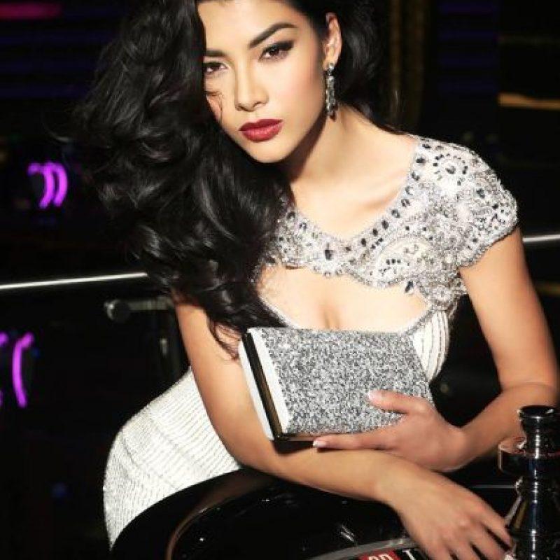 Wendy Esparza es Miss México Foto:vía facebook.com/MissUniverse