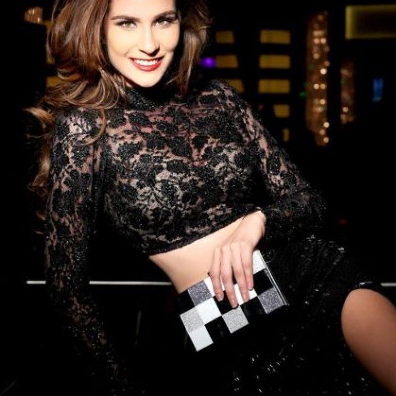 Daniela Torres es Miss Nicaragua Foto:vía facebook.com/MissUniverse