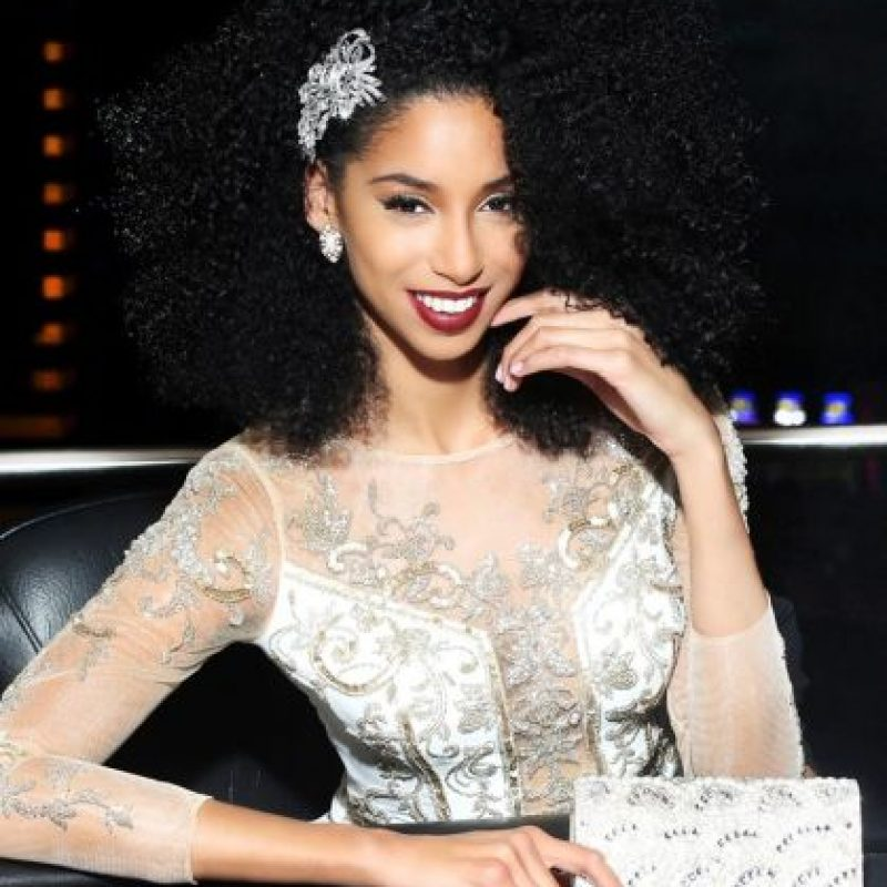 Toria Nichole es Miss Bahamas Foto:vía facebook.com/MissUniverse