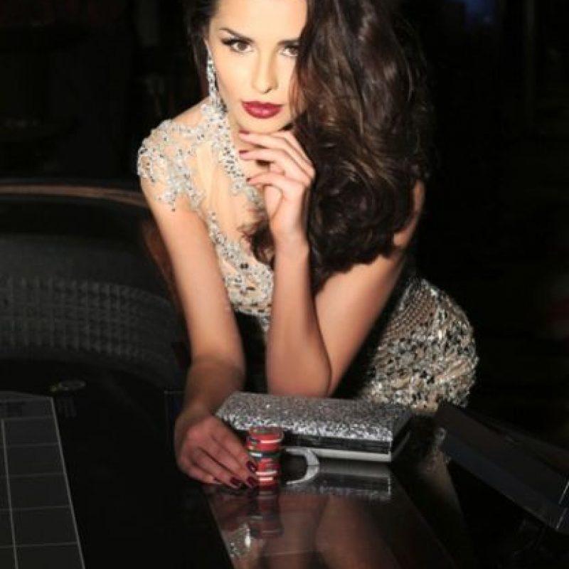 Weronika Szmajdzińska es Miss Polonia Foto:vía facebook.com/MissUniverse
