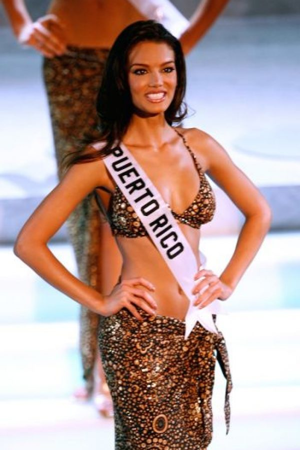 Zuleyka Rivera – Miss Universo 2006 Foto: Getty Images