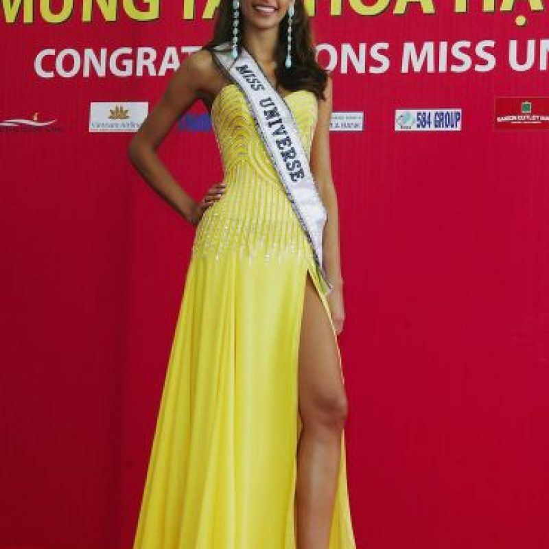 Dayana Mendoza – Miss Universo 2007 Foto: Getty Images