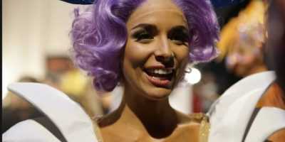 Es la marca de la peluca. Foto:vía Facebook/Miss Universe