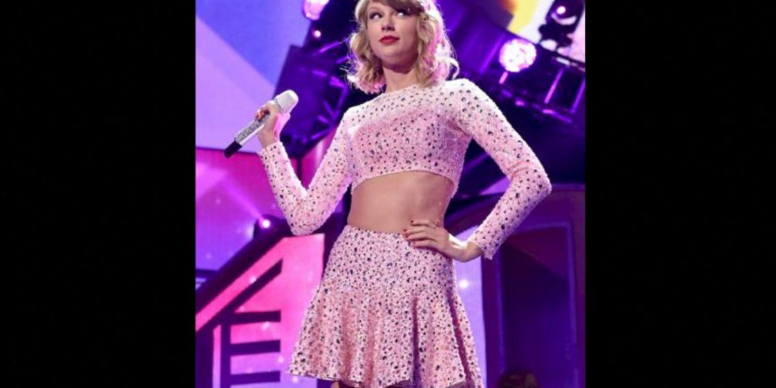 Asistir al concierto de Taylor Swift en Cleveland, el pasado mes de junio. Foto:Getty Images