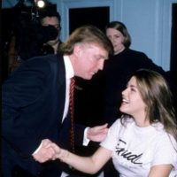 Luego siguió el escándalo. El primero comenzó cuando Trump la humilló ante la prensa internacional para que hiciera ejercicio. Luego vino el escándalo del reality donde tuvo sexo. Foto:Getty Images