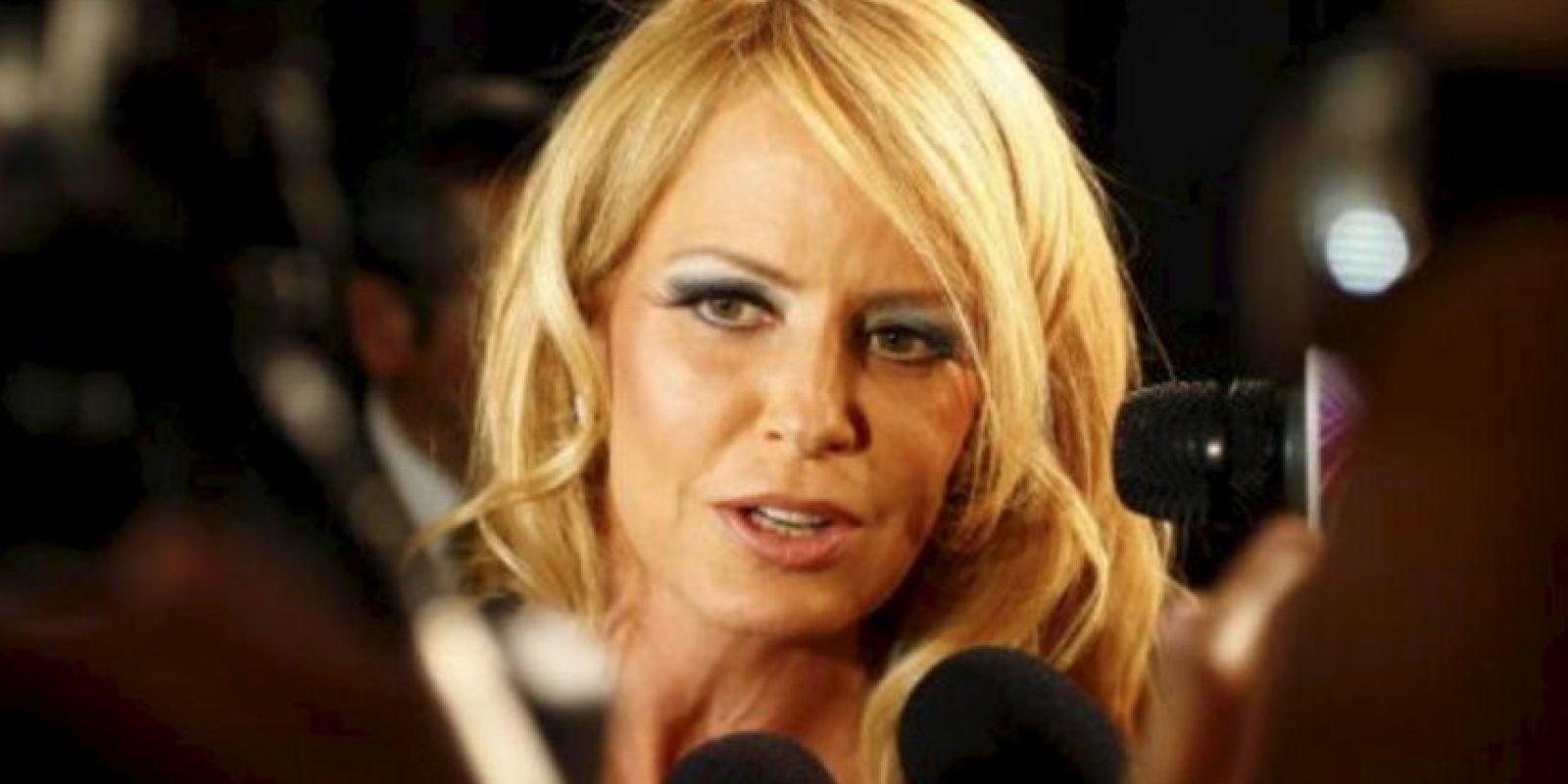 """Y apareció como ella misma en """"Betty la Fea"""". Foto:Getty Images"""