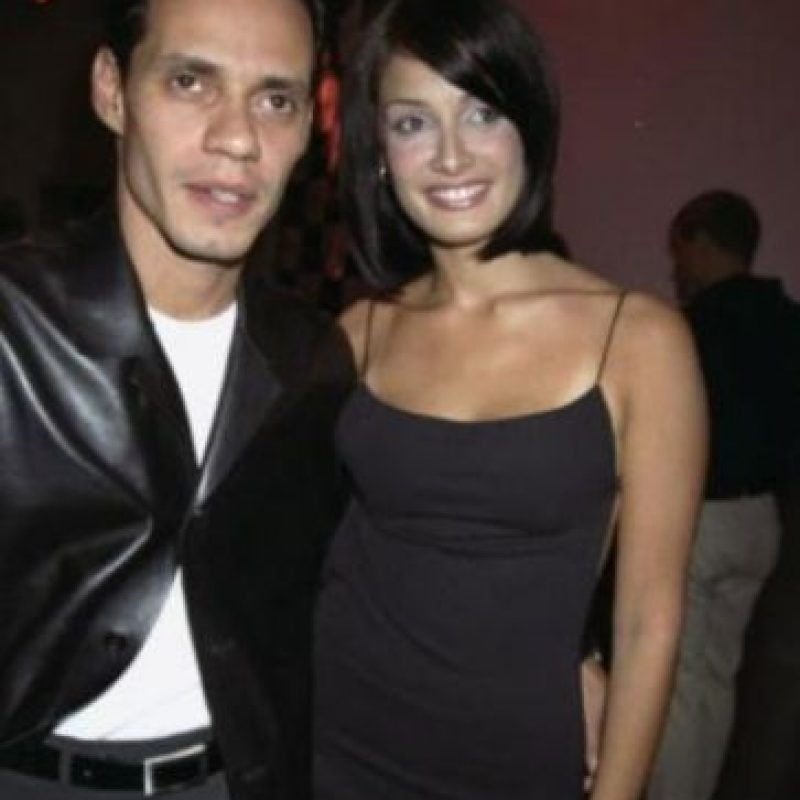 Se casó y se divorció de Marc Anthony. Foto:Getty Images