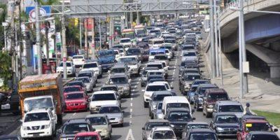 Tránsito prohíbe circulación de vehículos pesados por asuetos de Navidad y Año Nuevo