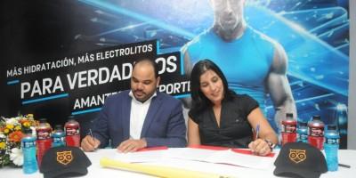 Respaldo al deporte: Empresas firman acuerdo de colabaración deportiva