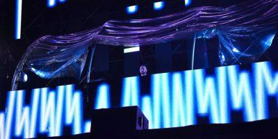 """El Dj Steve Angello también dijo presente en """"Electro Paradise"""" Foto:Fuente externa"""