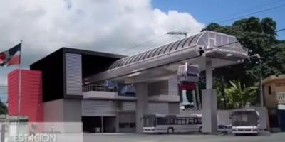 Teleférico de SD recorrerá cinco kilómetros y contará con cinco estaciones