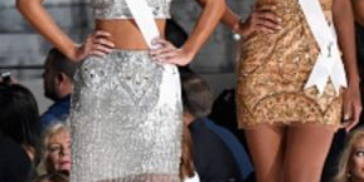 Ellas son las 3 finalistas de Miss Universo 2015