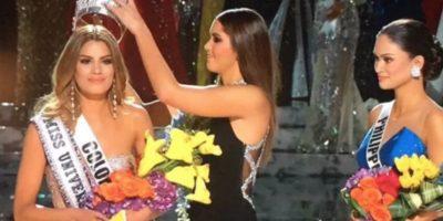Ridículo universal en Miss Universo 2015
