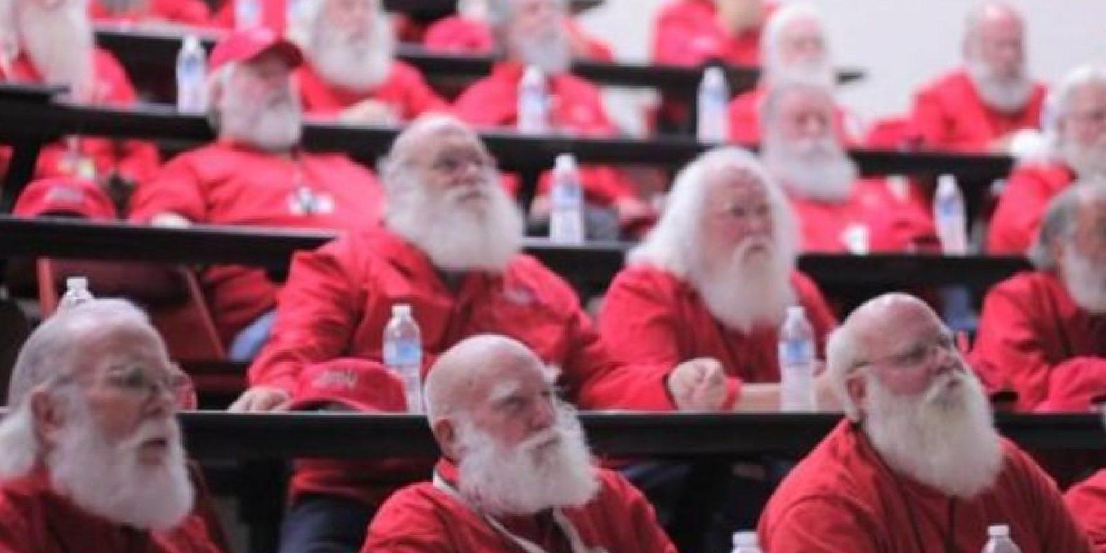Las clases de la Universidad de Santa son cada verano. Foto:Vía facebook.com/noerrprograms