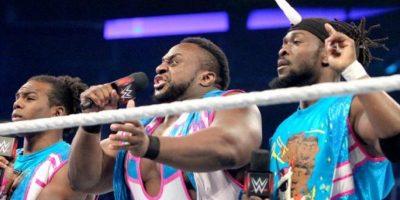 Se trata de Big E Foto:WWE
