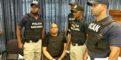 Presunto narco El Chino dice no se había entregado porque está enfermo