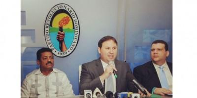 El PRD acusa al PRM de boicotear el consenso sobre la Ley de Partidos