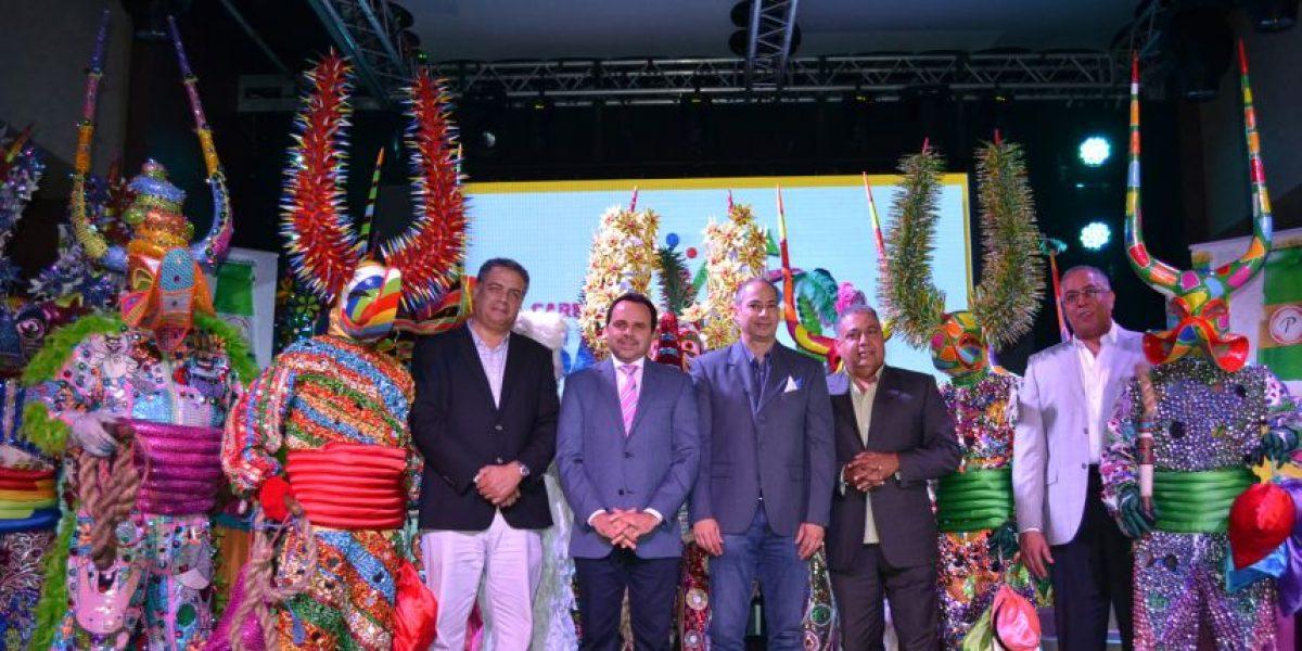 El carnaval de Santiago ya está listo para conquistar a sus visitantes