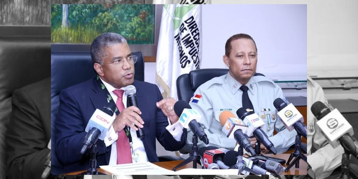 DGII recauda más de 800,000 dólares con renovación de 605,743 marbetes