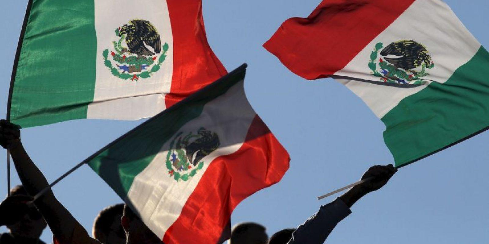 9. México Foto:Getty Images