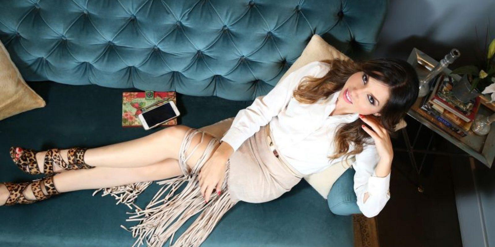 Lorenna Pierre, editora del Diario de Lorenna