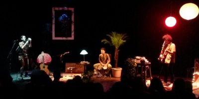 El calorcito de la isla: Alex Ferreira presentó