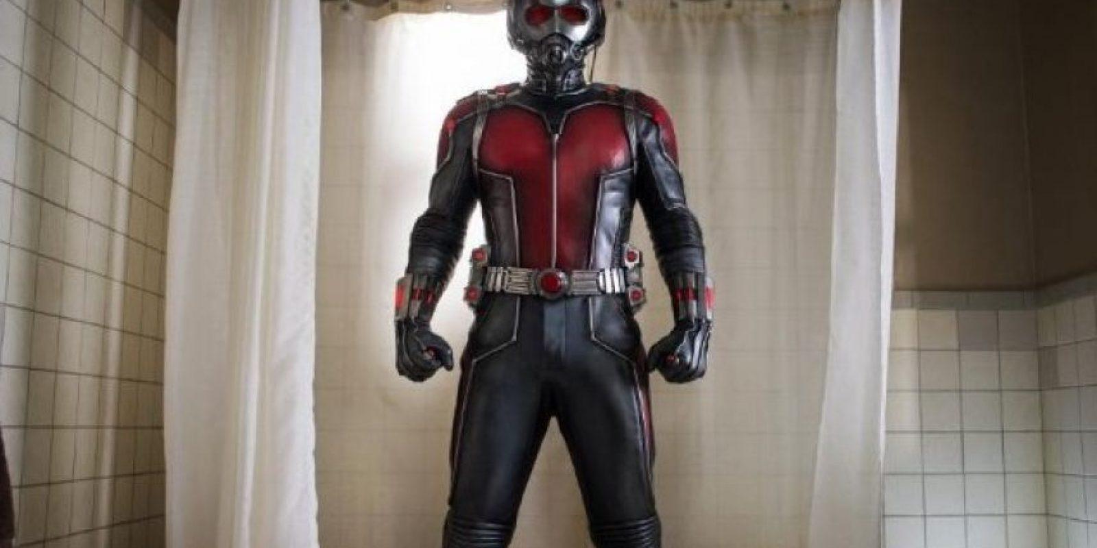 """Ant-Man"" generó 518 millones de dólares a nivel mundial Foto:IMDb"