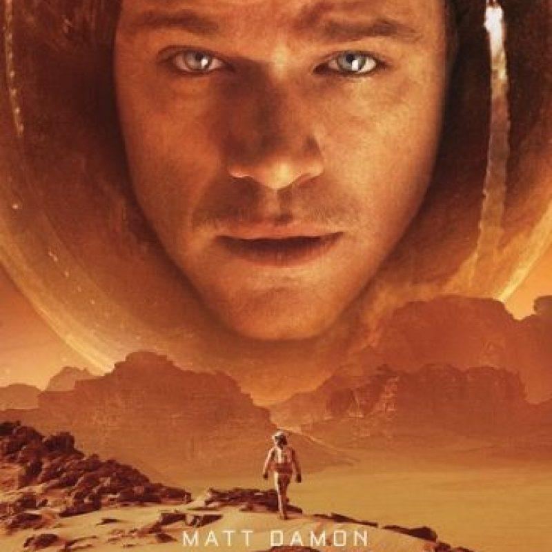 """3. """"The Martian"""", con 20 errores Foto:IMDb"""