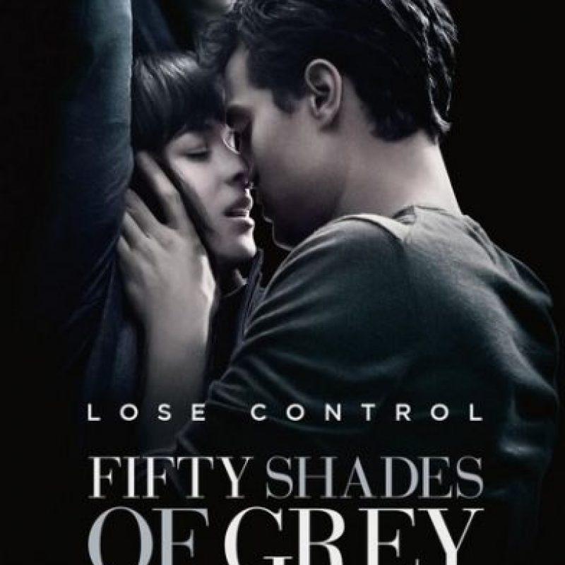 "8. ""Fifty Shades of Grey"", con ocho errores Foto:IMDb"