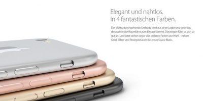 De esta forma luciría el teléfono inteligente. Foto:vía handy-abovergleich.ch