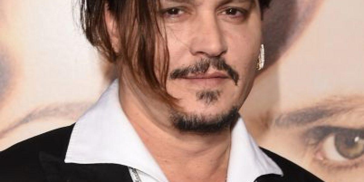 Johnny Depp se convierte en el actor menos rentable en Hollywood