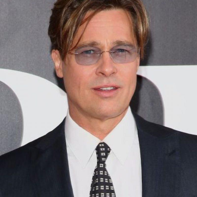 8. Brad Pitt Foto:Getty Images