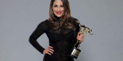 """Fue la """"Mejor Diva del año"""" Foto:WWE"""