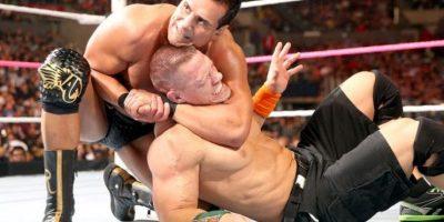 Ganó Royal Rumble dos veces (2008 y 2013) Foto:WWE