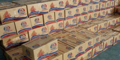Despacho de la Primera Dama reparte más de 50,000 canastas navideñas