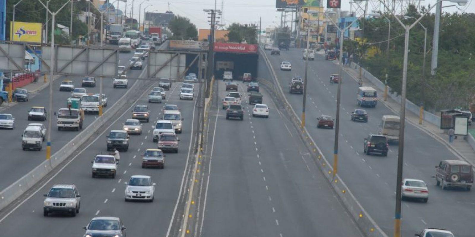 Martes 29. El túnel de Las Américas Horario: 10:30 de la noche a 6:00 de la mañana del día siguiente. Foto:Archivo