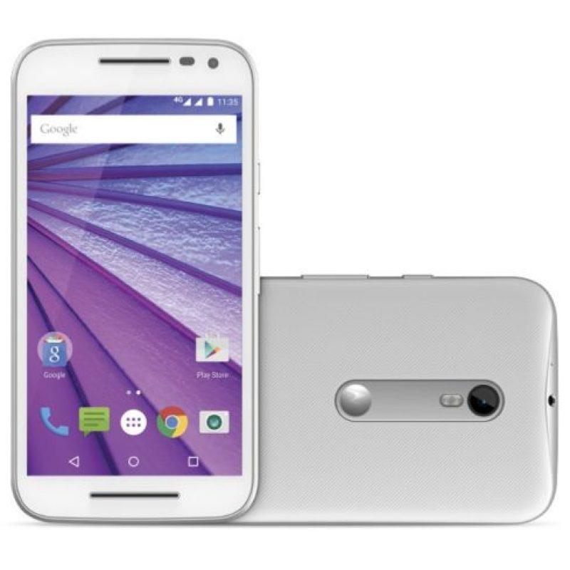 Sistema operativo Android 5.1 Lollipop. Foto:Motorola