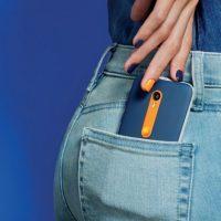 Memoria expansible hasta 32 GB mediante memoria microSD. Foto:Motorola