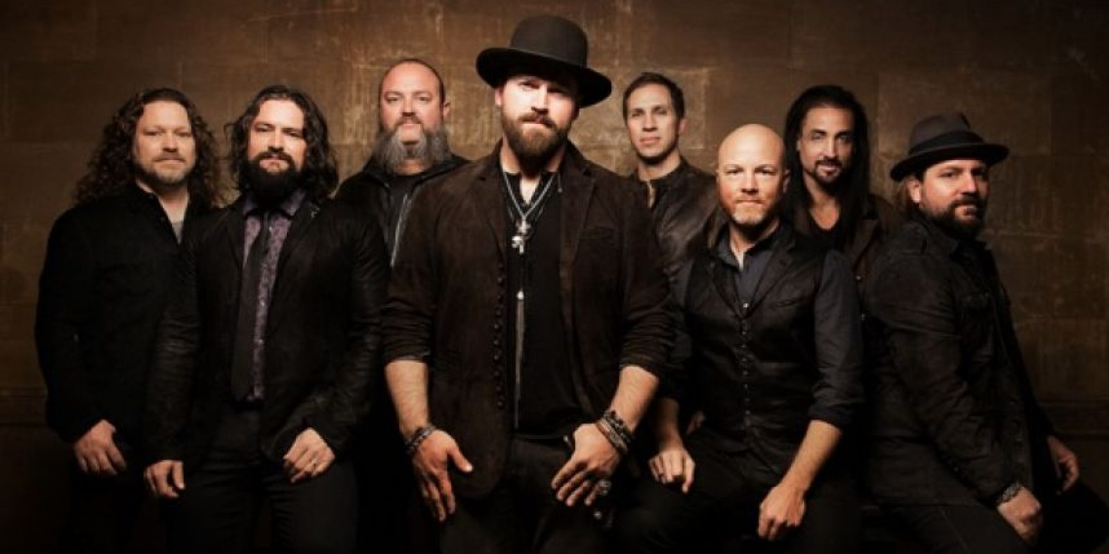13. Zac Brown Band Foto: Twitter