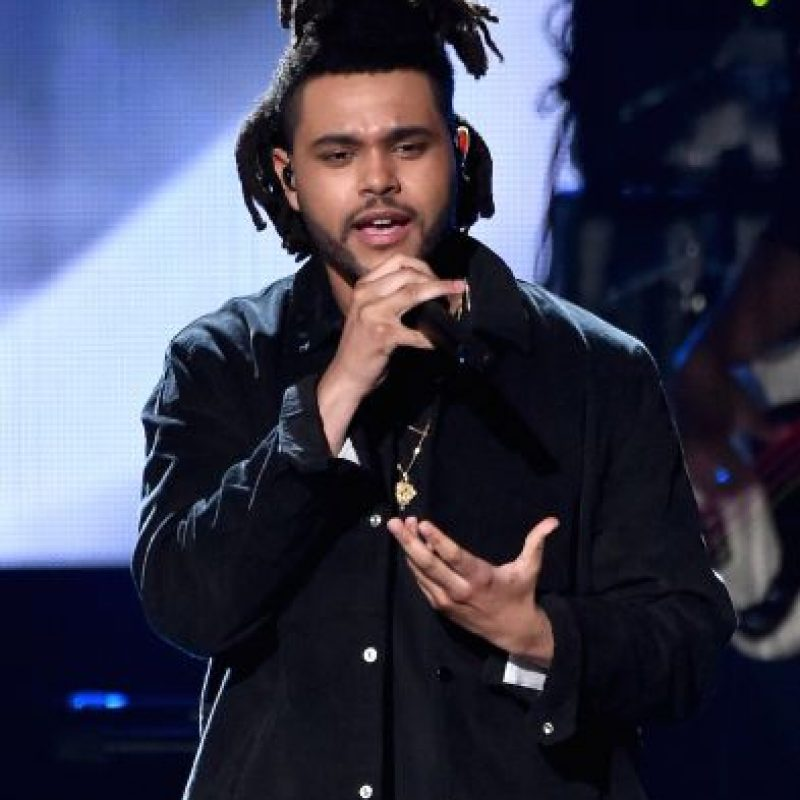 7. The Weeknd Foto: Getty Images