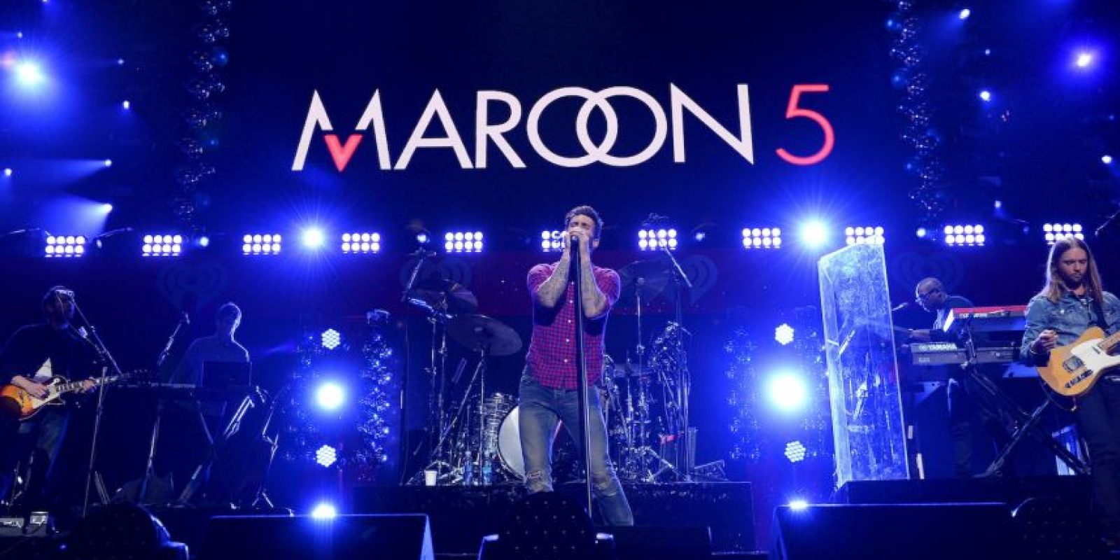 4. Maroon 5 Foto: Getty Images