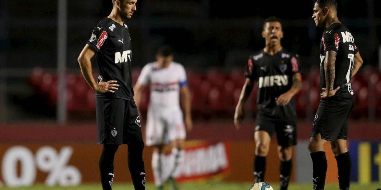 Atlético Mineiro Foto:Getty Images