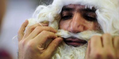 2. Arabia Saudita. Prohíbe señales visibles de la Navidad. Foto:Getty Images