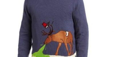 El reno sabe vivir las fiestas Foto:Etsy