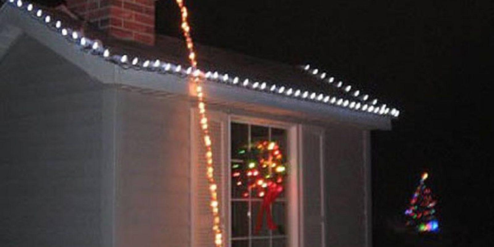 """Qué """"gracioso"""" es Santa. Es sarcasmo. Foto:Imgur"""